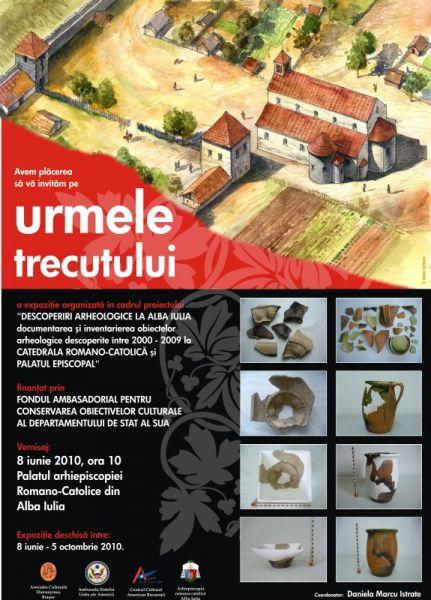 Descoperiri arheologice la Alba Iulia. Documentarea şi inventarierea obiectelor arheologice descoperite în cercetările de salvare realizate (2000-2009)