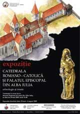 Catedrala romano catolica si palatul episcopal din Alba Iulia