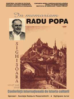 In memoriam Radu Popa.70 de ani de la naşterea lui Radu Popa (1933-1993)